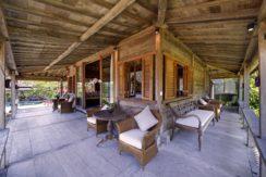 Impiana Villa Canggu - Veranda