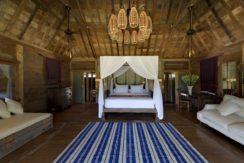 Impiana Villa Canggu - Joglo Bedroom