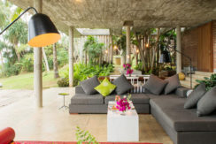 Walatta House - Living Area