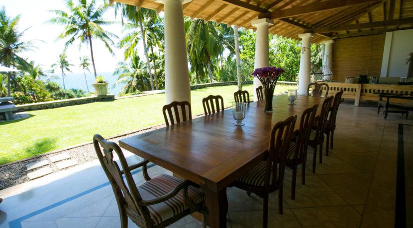 Wetakeiya House - Dining Area