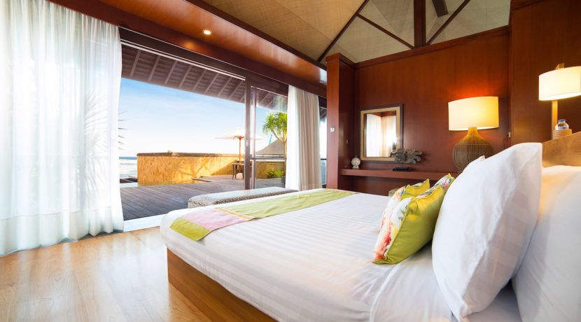 10. Villa Bayu Gita - Beachfront - Master suite one