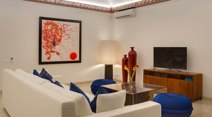 Villa The Pala - Media Room