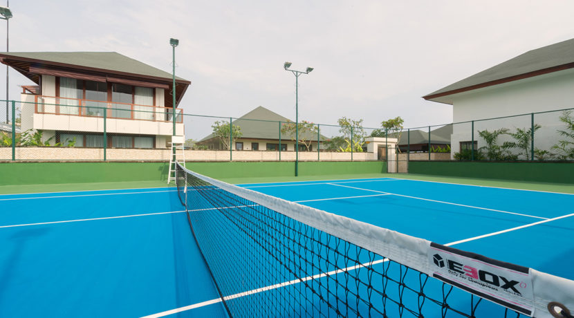 Villa The Pala - Tennis Court