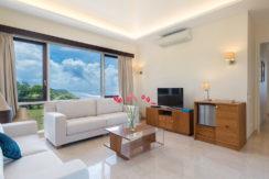 Villa The Pala - Master Bedroom Living