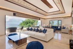 Villa The Pala - Upstair Living Area