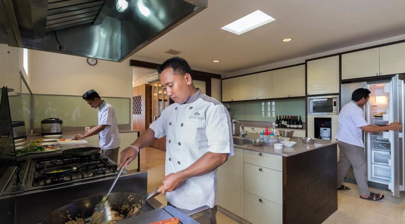 Villa The Pala - Culinary Staff