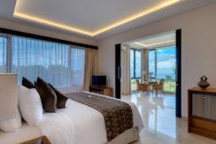Villa The Pala - Bedroom Outlook