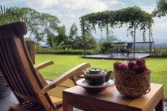 The Longhouse Villa - The View