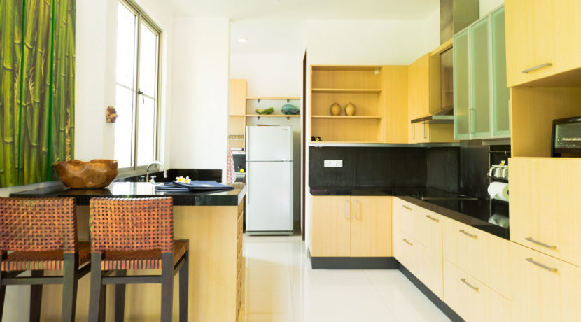 Sanur Residence - Kitchen