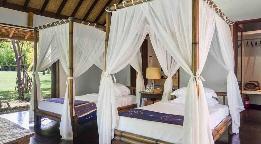 Sira-Beach-House---Twin-bedroom-detail
