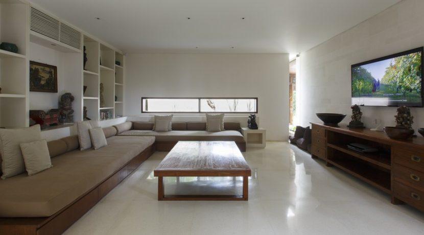 Villa Ambar - Media Room