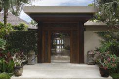 Villa Ambar - Gateway