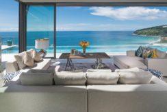 Villa Rodnaya - Living Area Outlook
