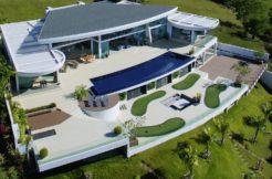 Villa Nautilus - Aerial view details