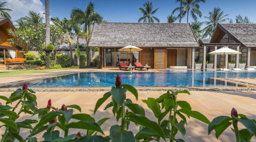 Baan Puri - Tropical surrounding