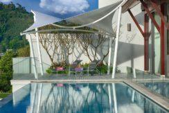 Villa Rodnaya - Poolside Loungers