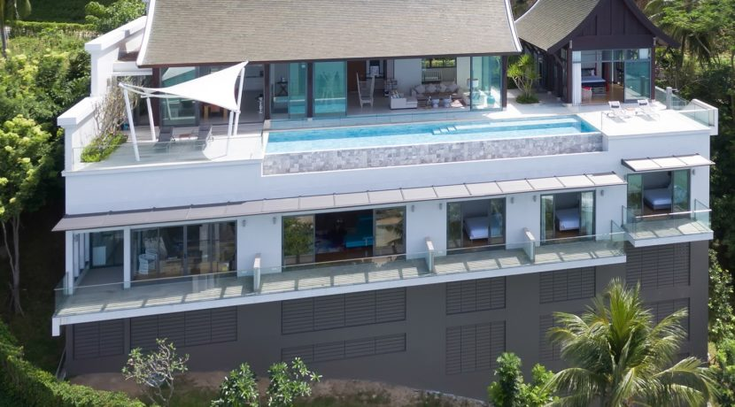 Villa Rodnaya - Ocean View Villa in Phuket