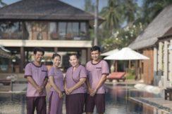 Baan Puri - Attentive staff