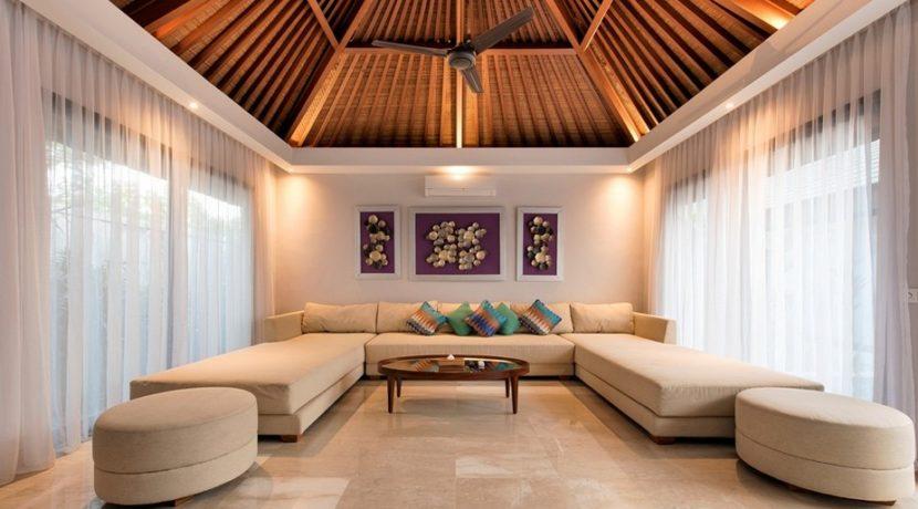 Villa Bale Agung - Media Room