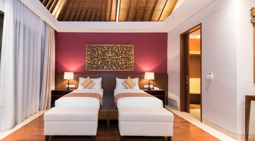 Villa Bale Agung - Bedroom