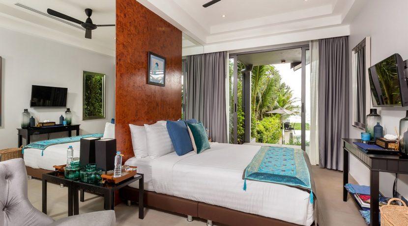 Infinity Blue Phuket - Guest bedroom setting