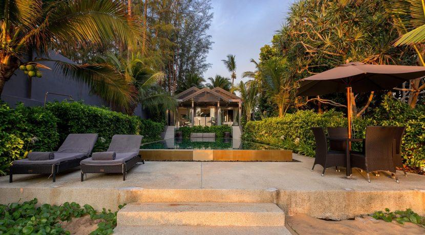 Infinity Blue Phuket - Villa layout