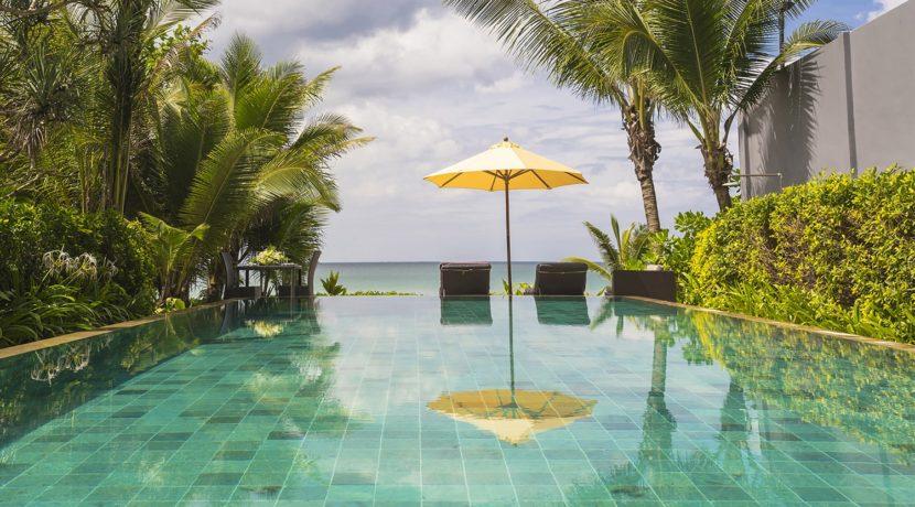Infinity Blue Phuket - Villa pool
