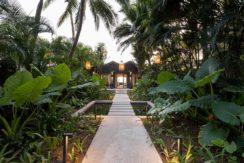 Infinity Blue Phuket - Walkway to villa