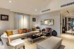 Infinity Blue Phuket - Living area layout