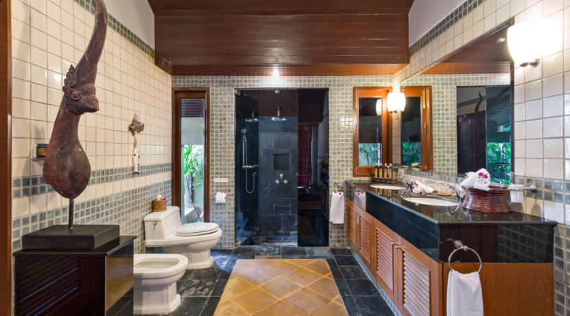 Villa Baan Hen - Bathroom