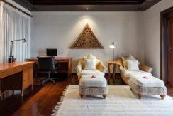 Villa Baan Hen - Study Room