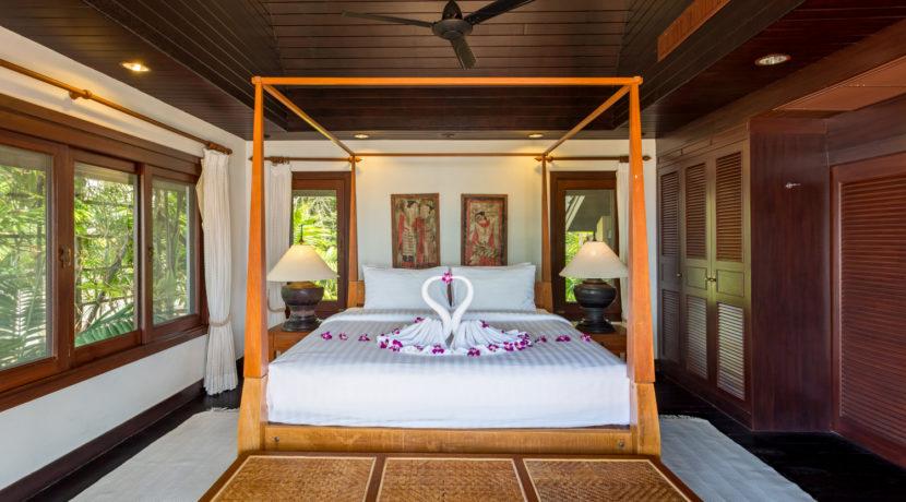 Villa Baan Hen - Bedroom