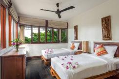 Villa Baan Hen - Twin Bedroom