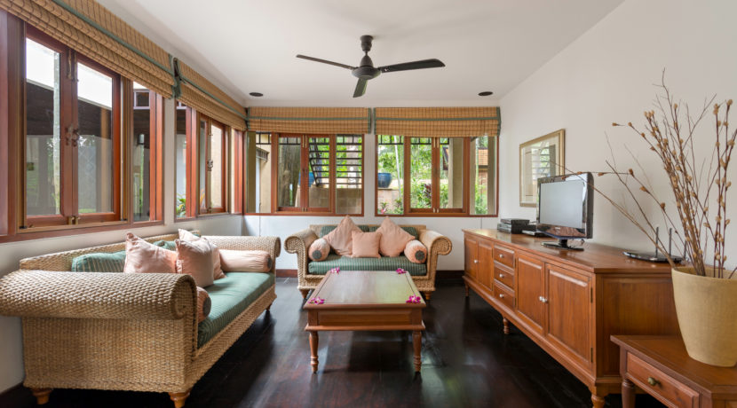 Villa Baan Hen - Living Area
