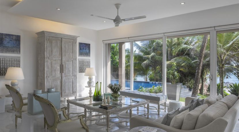 The Sandals Villa - Living Area