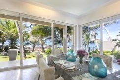 The Sandals Villa - Dining Area