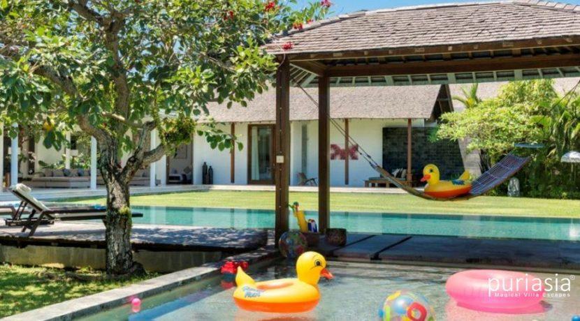 Villa Kavya - Childerns Pool