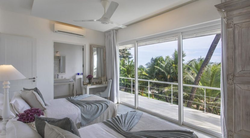 The Sandals Villa - Bedroom Outlook