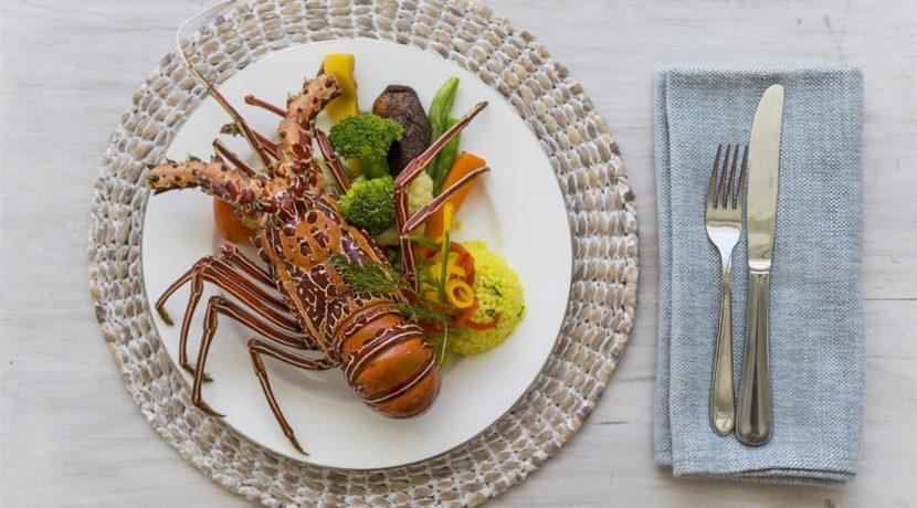 The Sandals Villa - Seafood