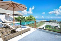 Villa Dewi Lanjar - infinity Pool