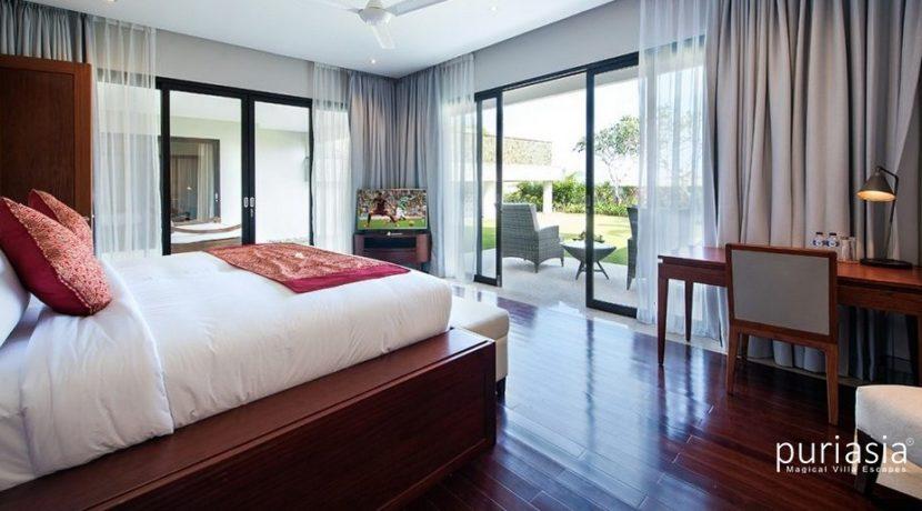 Villa Dewi Lanjar - Bedroom