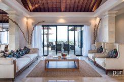 Villa Dewi Lanjar - Living Area