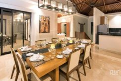 Villa Dewi Lanjar - Dining Room
