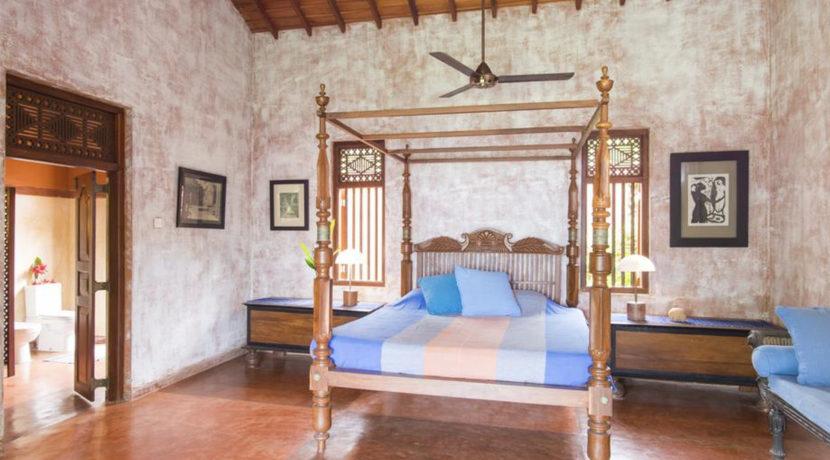Lansiya Villa - Bedrroom