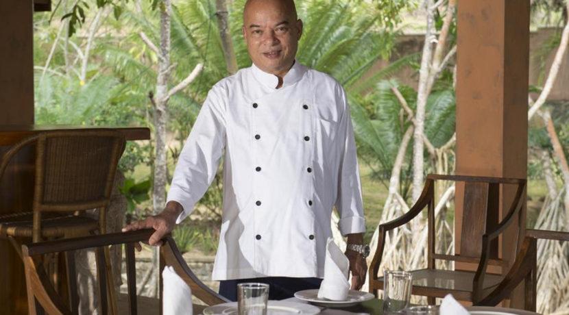 Lansiya Villa - Chef