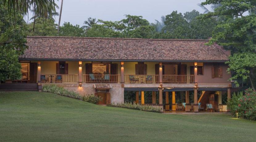Lansiya Villa - Garden and Villa