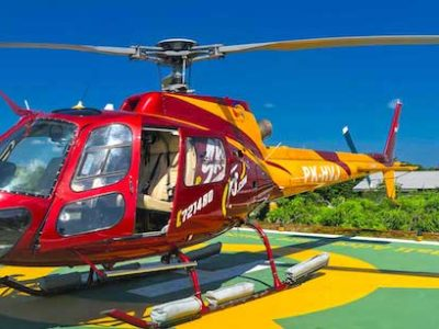 Helicopter Bali rental