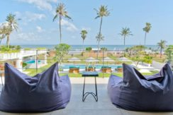 Villa Shaya - Ocean View from Balcony