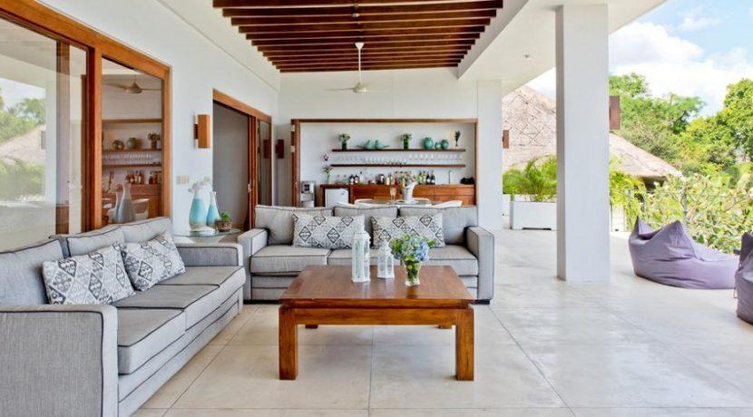 Villa Shaya - Living and Dining