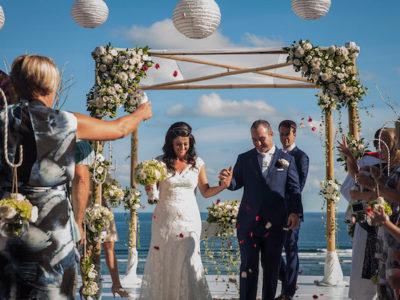 Wedding at OMG Villa Bali
